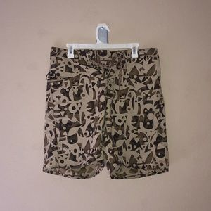Patagonia swim trunks